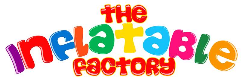 Inflatable Factory Word Logo