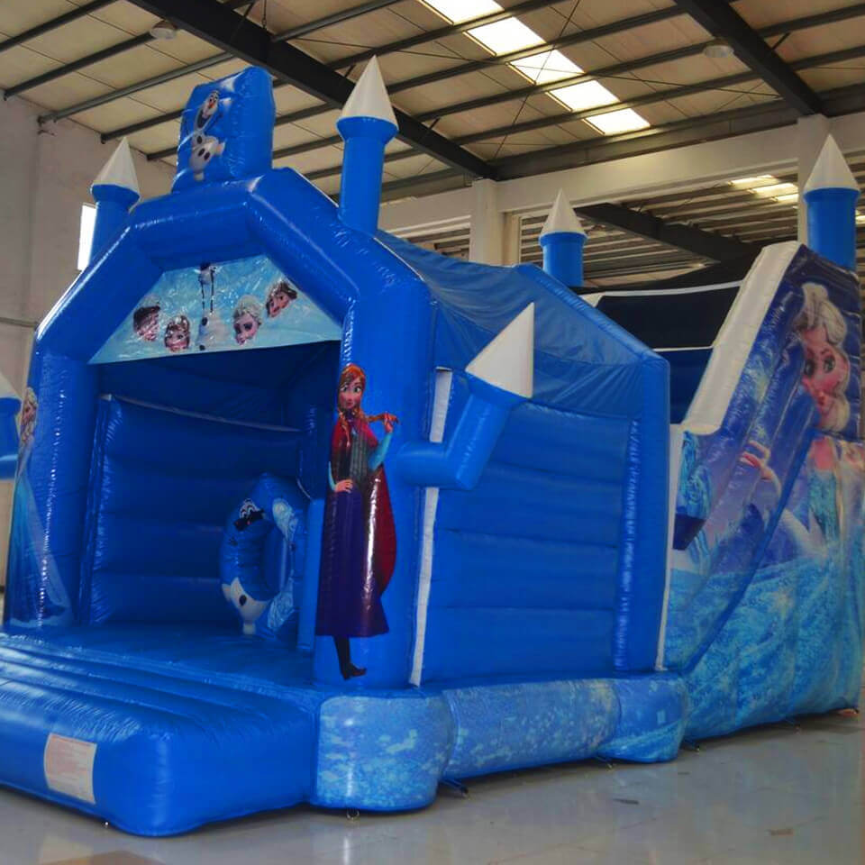 Inflatable Everest Slide: The Inflatable Factory