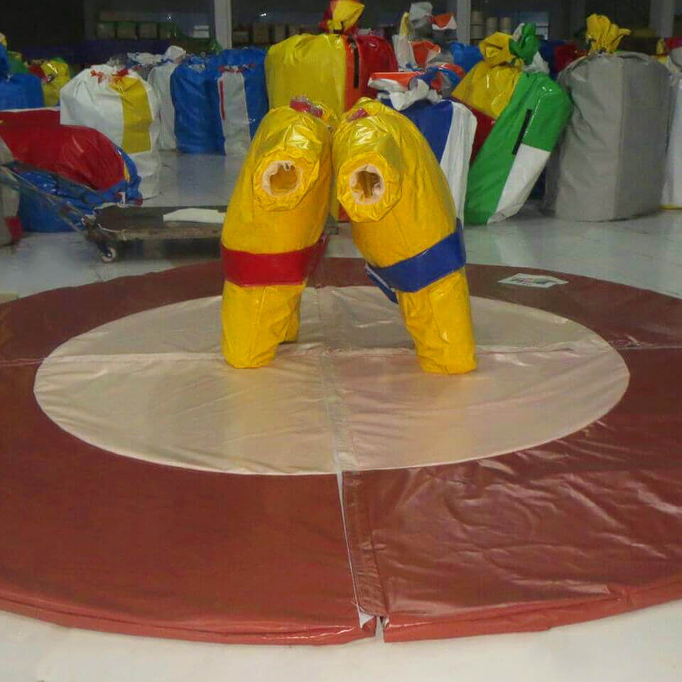 Inflatable Factory Sumo Suits