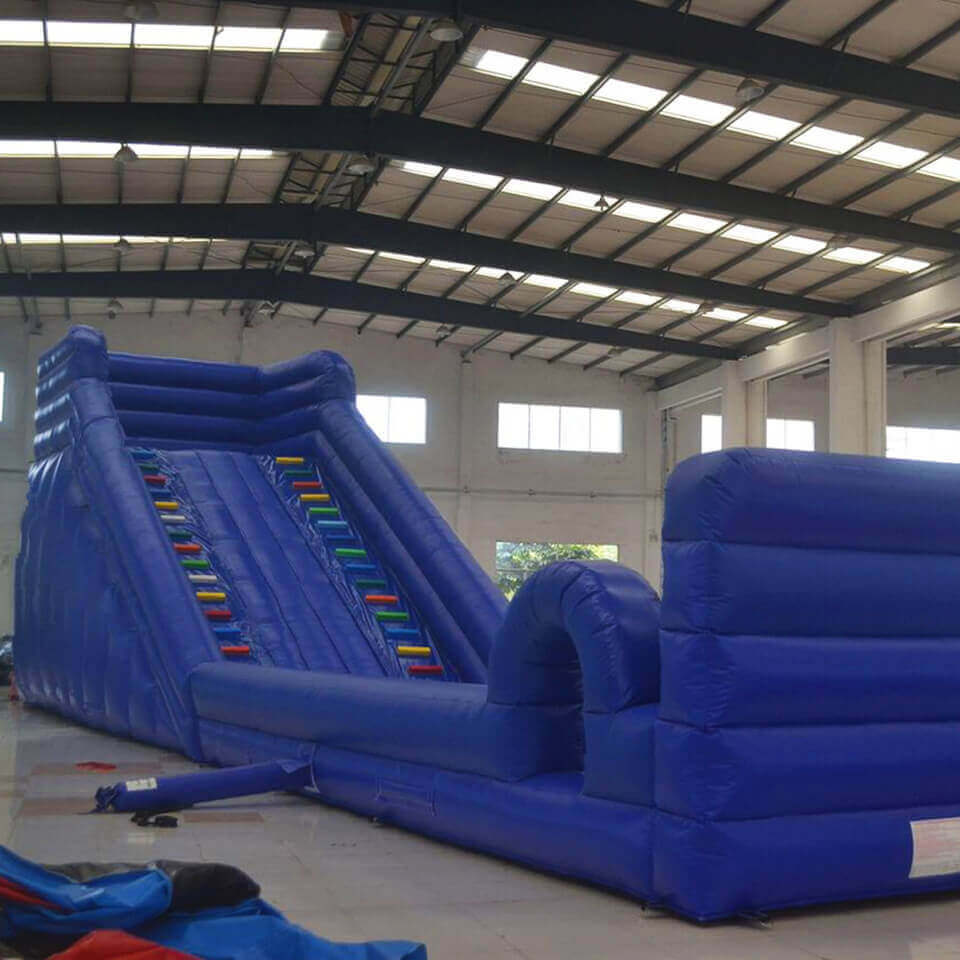 Inflatable Factory Vorb Ball Ramp